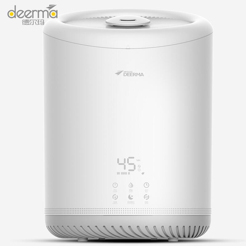 Deerma DEM-ST900S 4L High Capacity Humidifier/ Add Water from Top/ SG Plug/ Up to 6 Months SG Warranty Singapore