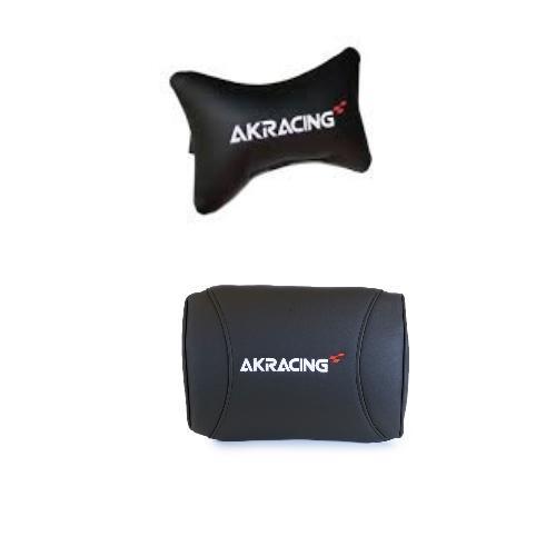AKRacing Neck and Lumbar Pillow Cushion Set Standard Design