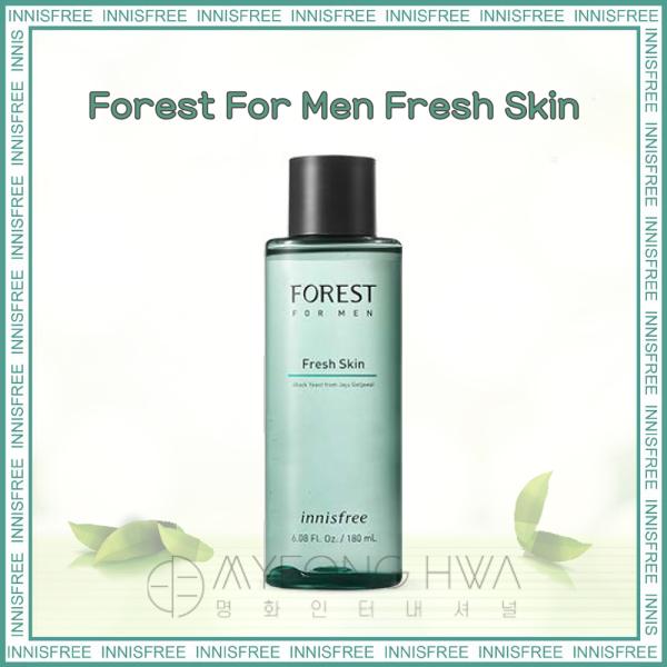 Buy [ Innisfree ] Forest For Men Fresh Skin 180ml Singapore