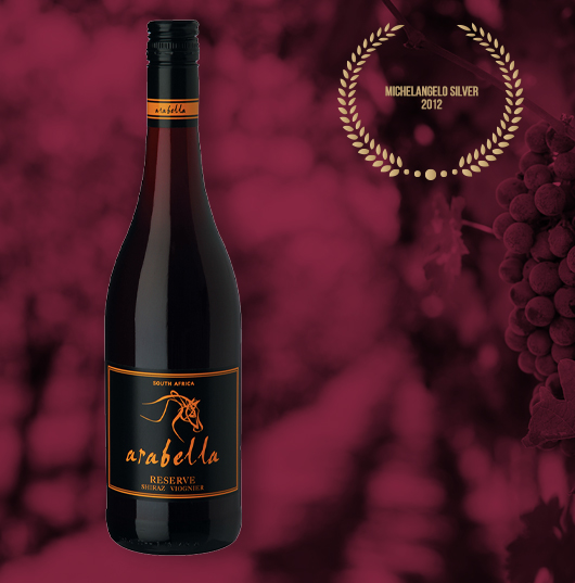Arabella Shiraz/viognier Reserve (special Discount For Case Of 6).