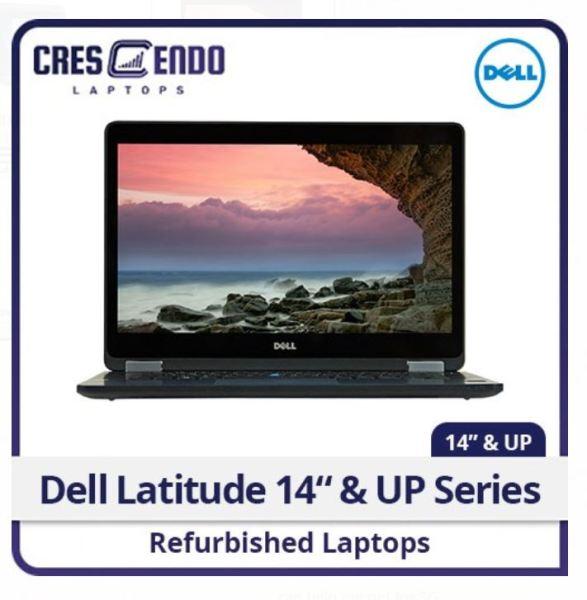 [Various Refurbished Dell 14 Inch Laptop] Dell Latitude E5450 E5470 E5480 E7470