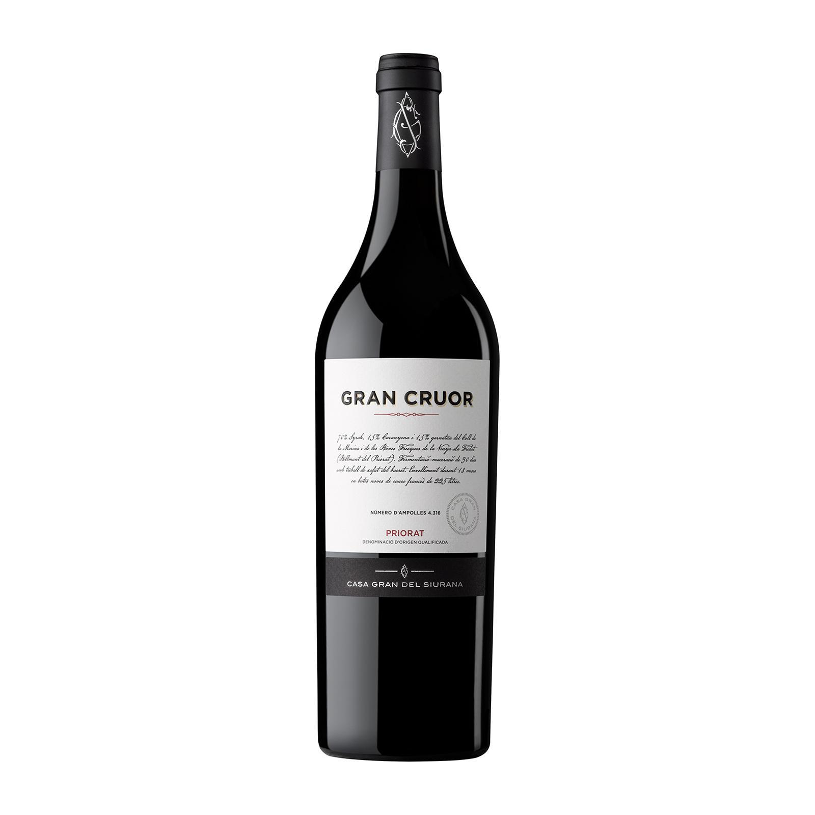 Casa Gran Del Siurana Gran Cruor 2011 Spanish Wine - By TANINOS