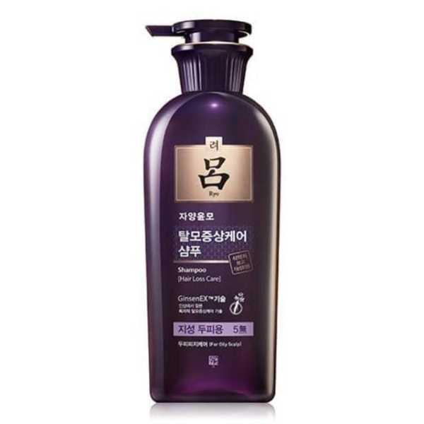 Buy Ryo Hair Loss Care Shampoo for oily scalp 400ml Singapore