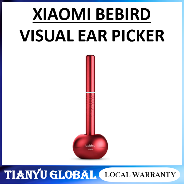 Buy Xiaomi Youpin Bebird Smart Visual Ear Pick Rod Spoon 300W HD Endoscope 350mAh Battery Singapore