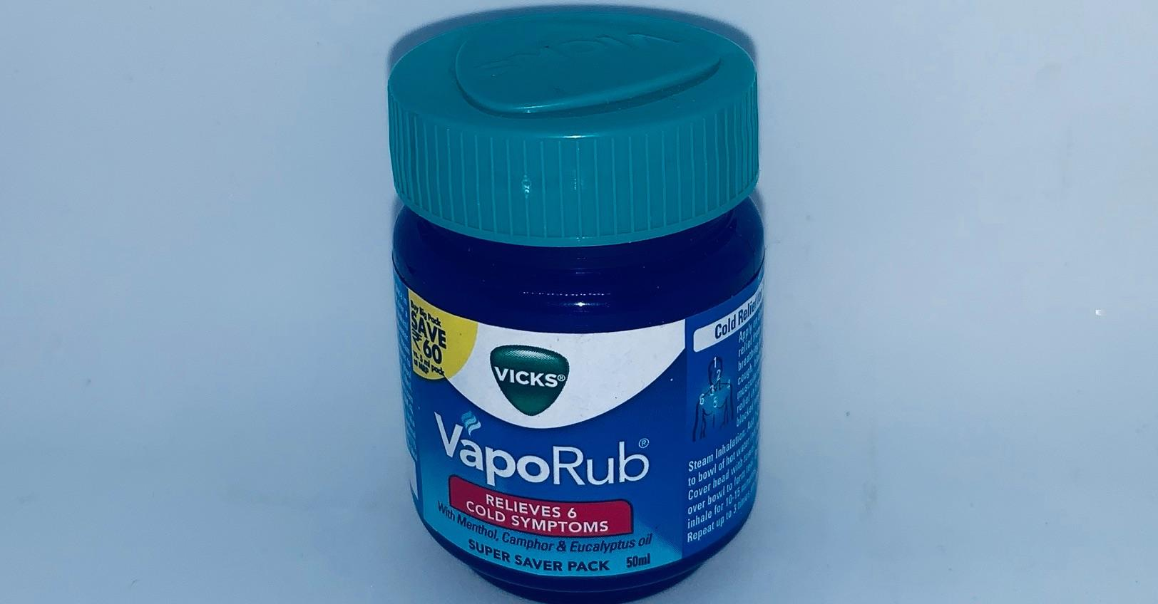 Vicks Vaporub [50ML]