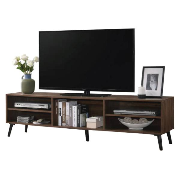 JIJI (KORBIN TV Console) ( Free Installation) / Tv Console / Tv Rack / Storage Tv Console / Minimalist / Simplified Furniture / 6 Month Warranty / (SG)