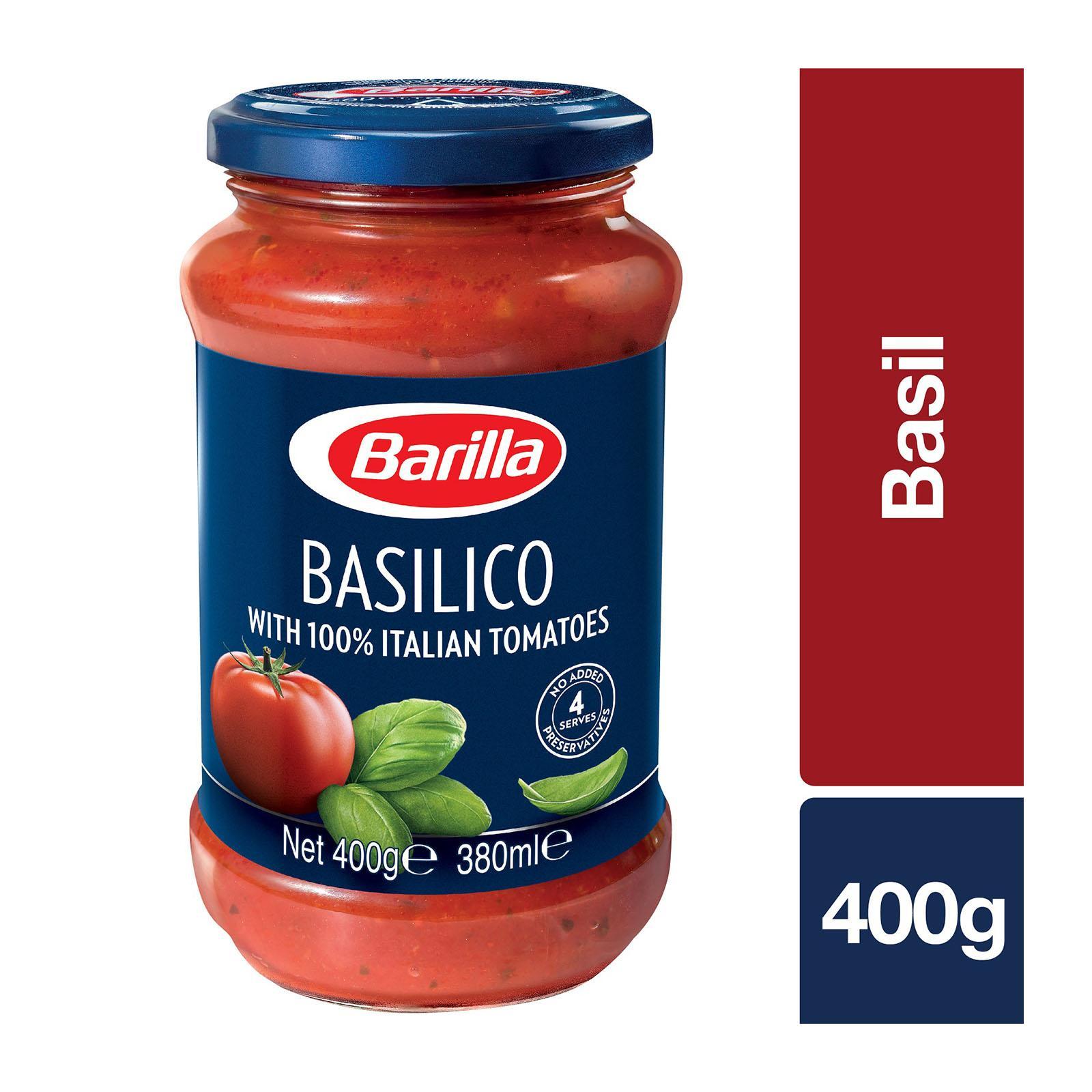 Barilla Basilico Pasta Sauce