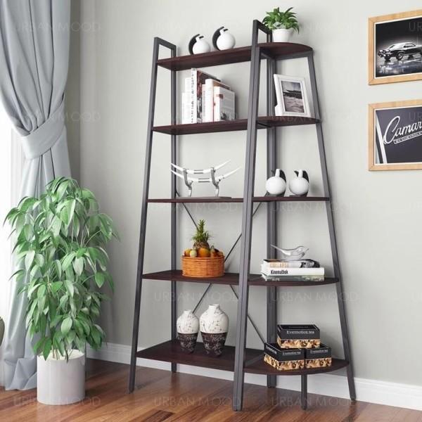 [PRE-ORDER] ESCALIER Wooden Display Shelf