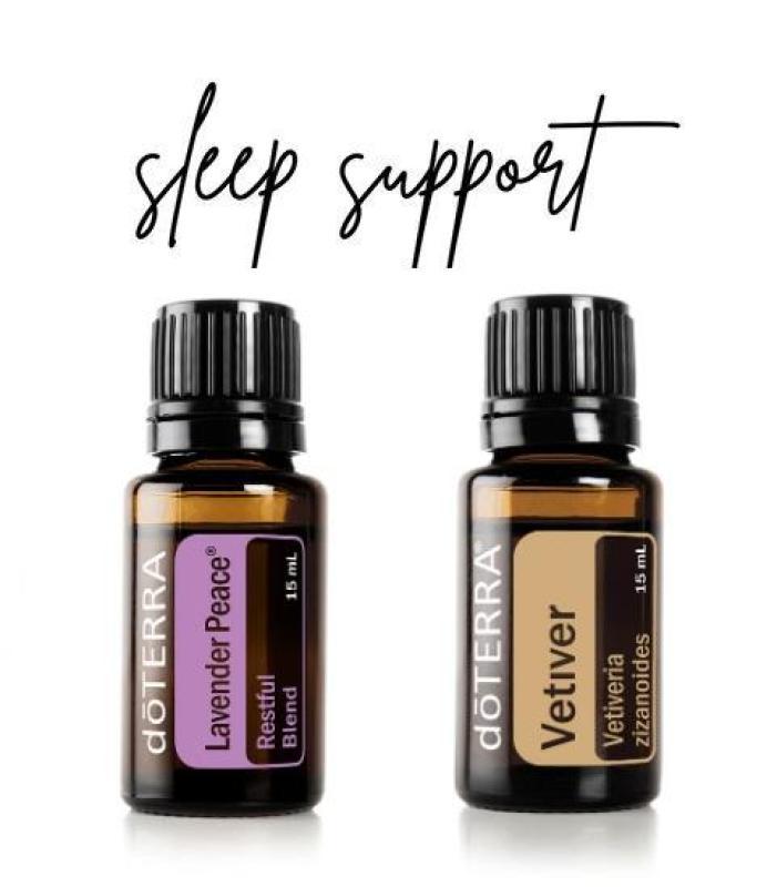 Buy DōTERRA Sleep Support Set  睡眠组合套装 Singapore