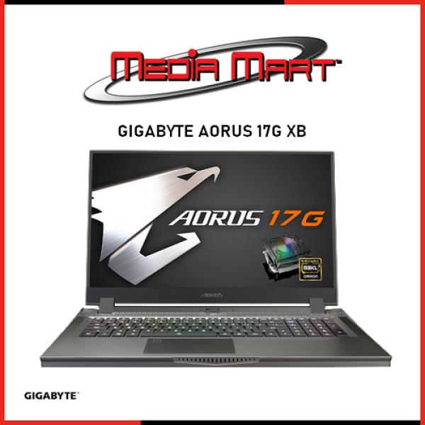 GIGABYTE AORUS 17G XB