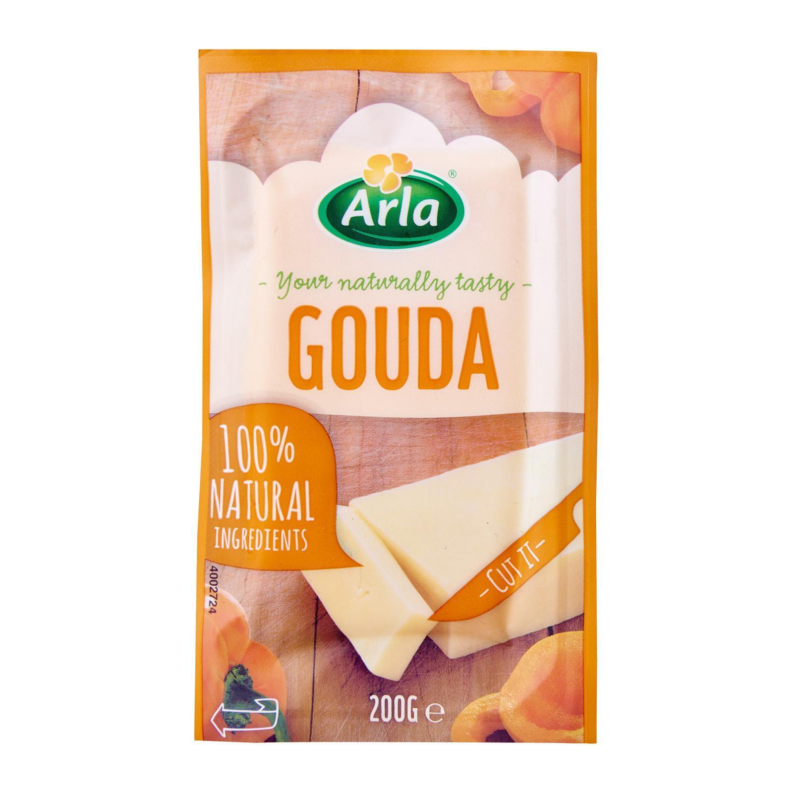 MAINLAND Gouda Block Cheese 250g