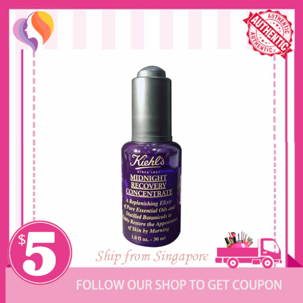 Buy KIEHLS | Midnight Recovery Concentrate (30ml) Singapore