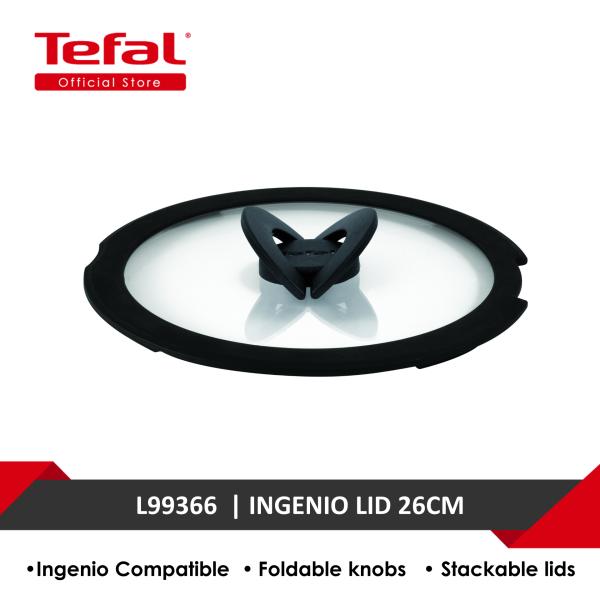 Tefal Ingenio Glass Lid 26cm L99366 Singapore