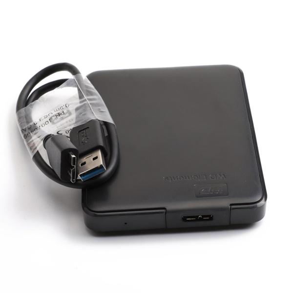 Bảng giá W-D Các Yếu Tố Ổ Cứng Di Động Gắn Ngoài 500GB 1TB 2TB Tốc Độ Cao USB 3.0 Phong Vũ