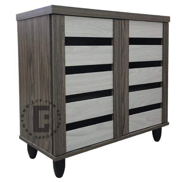Becka Shoe Cabinet (2-DOOR SHOE CABINET)