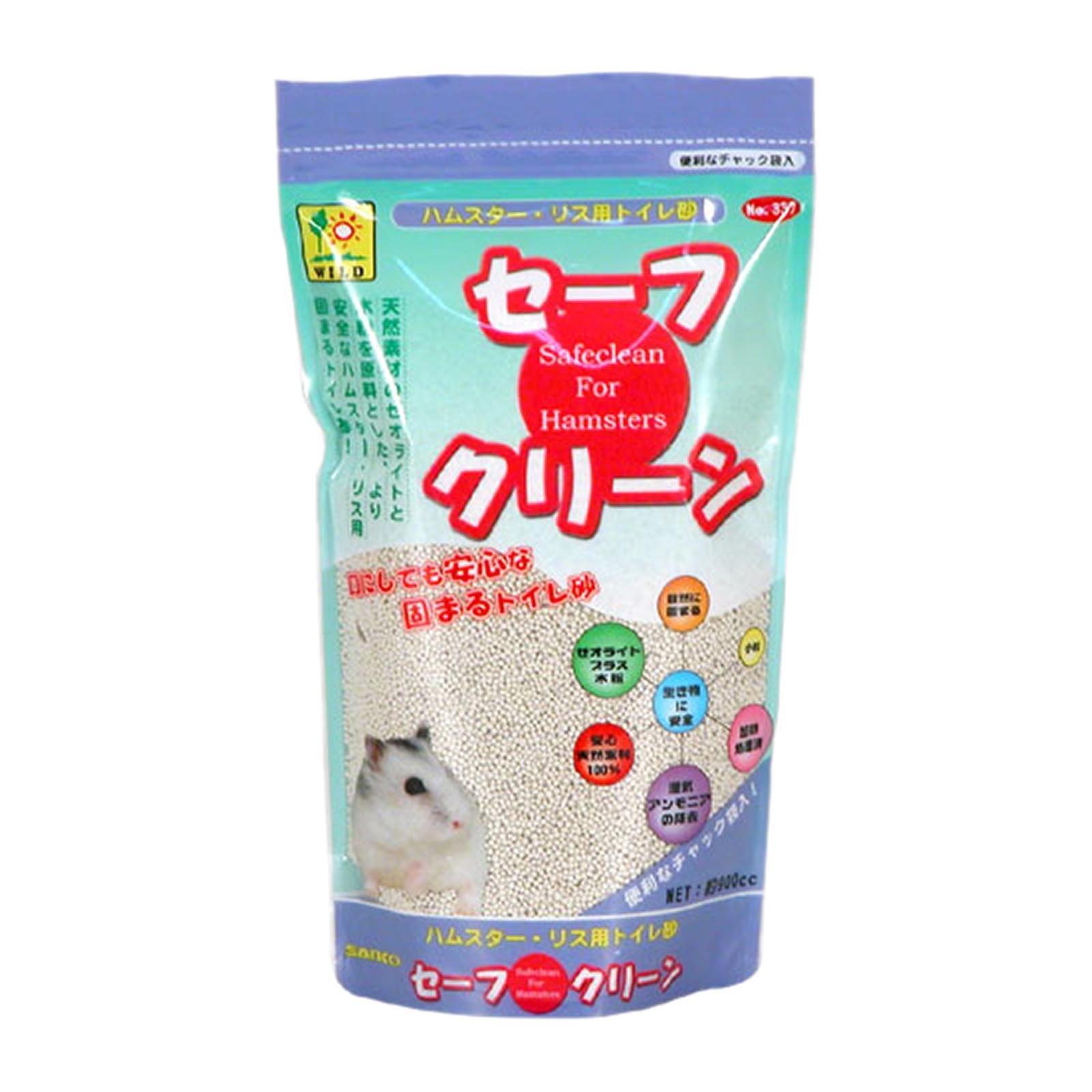 Sanko Wild Sanko Wild Hamster Toilet Sand