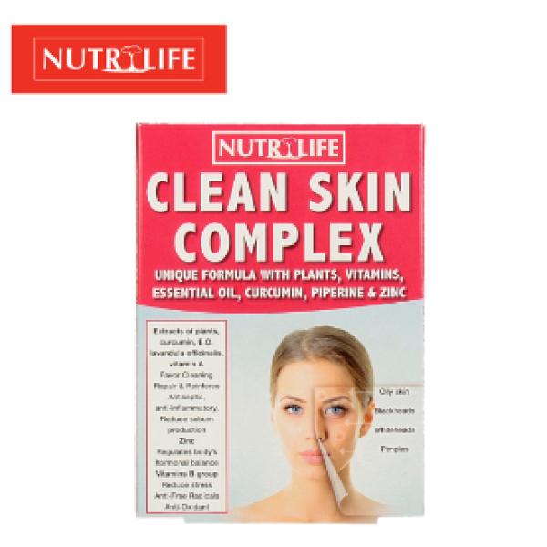 Buy Nutrilife Clean Skin Complex Singapore
