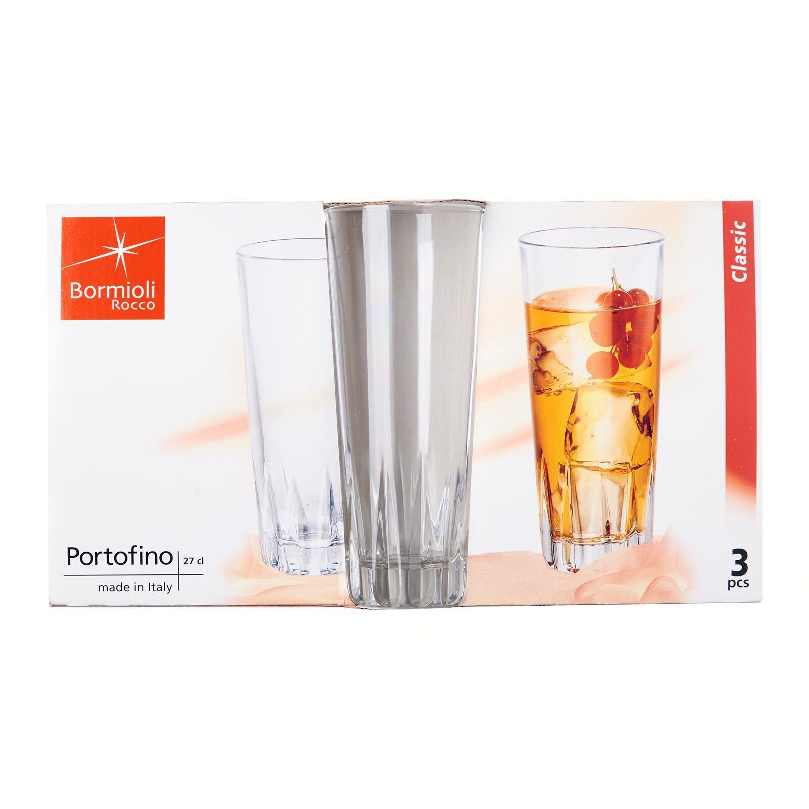 Bormioli Rocco Portofino Long Drink Glass 27Cl