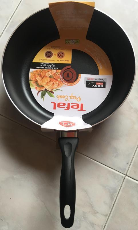 Tefal 30cm Prep Cook Fry Pan (Non-Stick Interior and PFOA Free Coating) Singapore