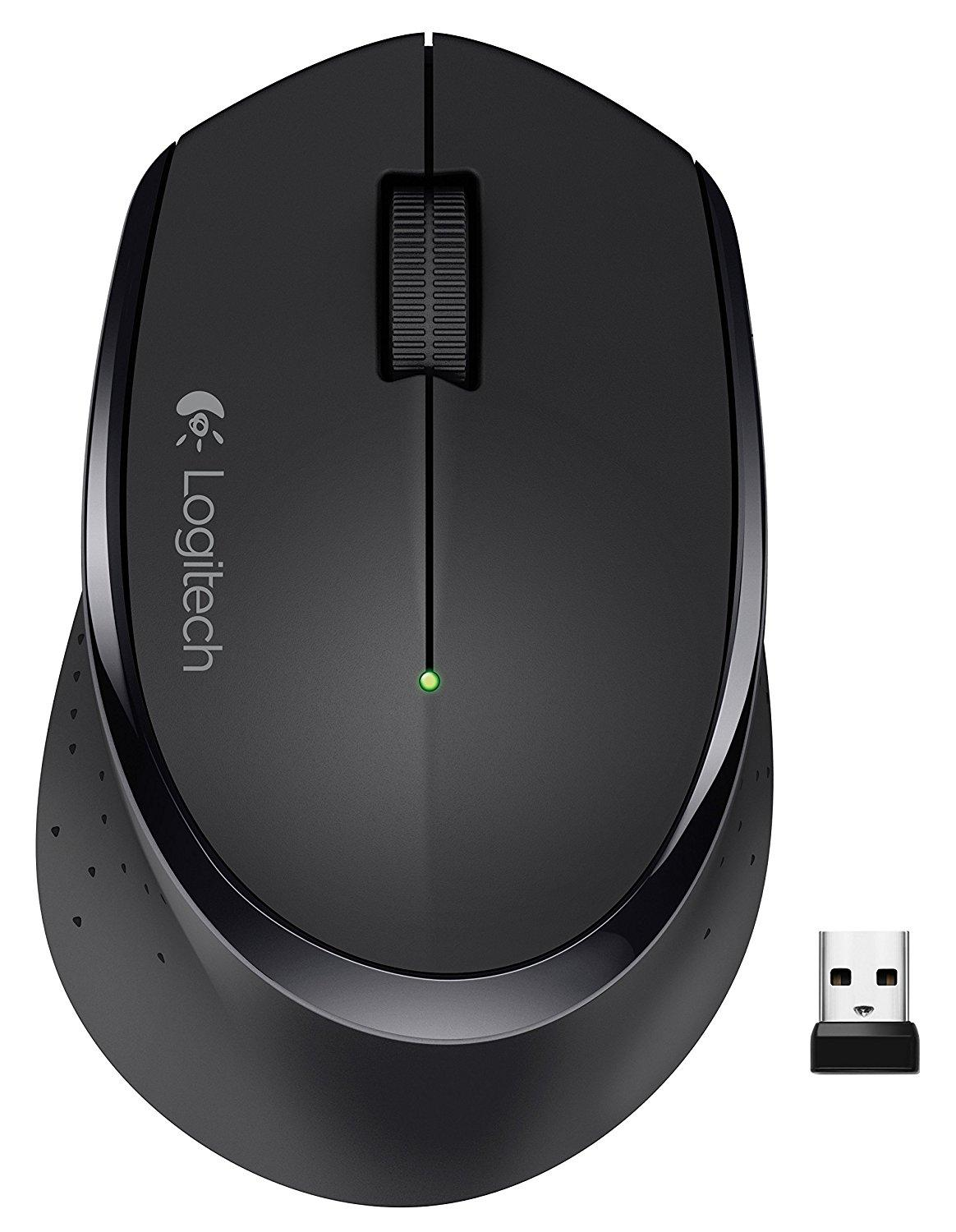 Logitech Wireless Mouse M275 Black - Local Seller(Online Exclusive)