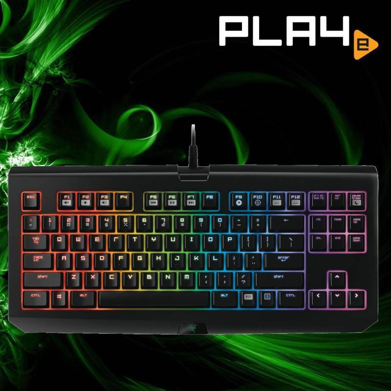 Razer BlackWidow Chroma RGB Mechanical Keyboard Singapore