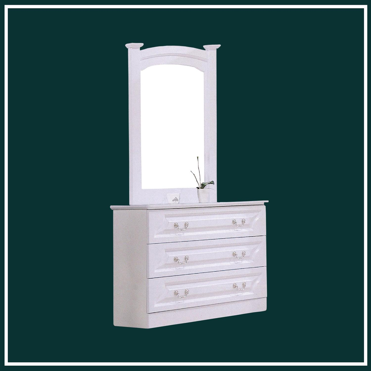 LIVING MALL_Kathy Dressing Table_FREE DELIVERY