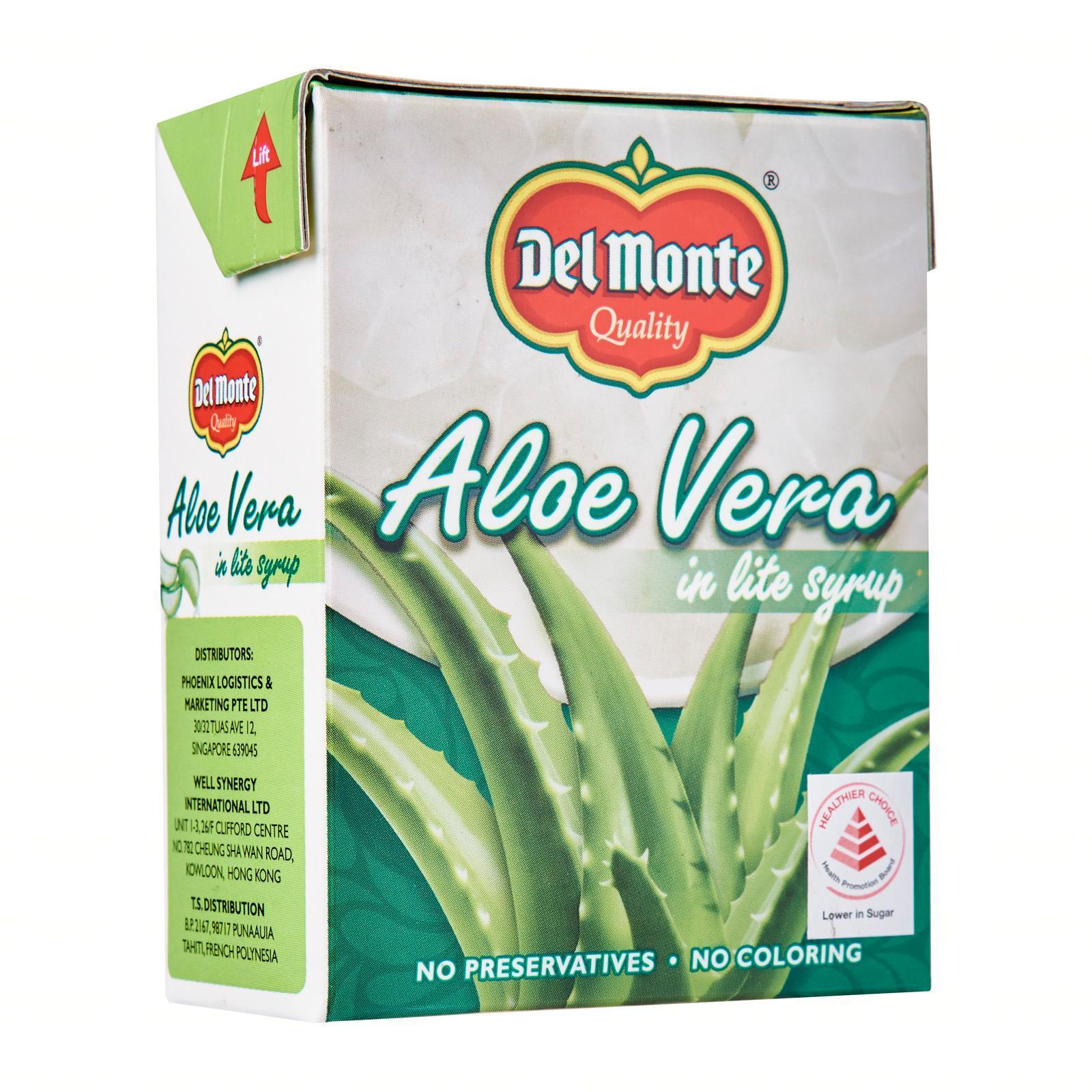 Del Monte Aloe Vera In Lite Syrup