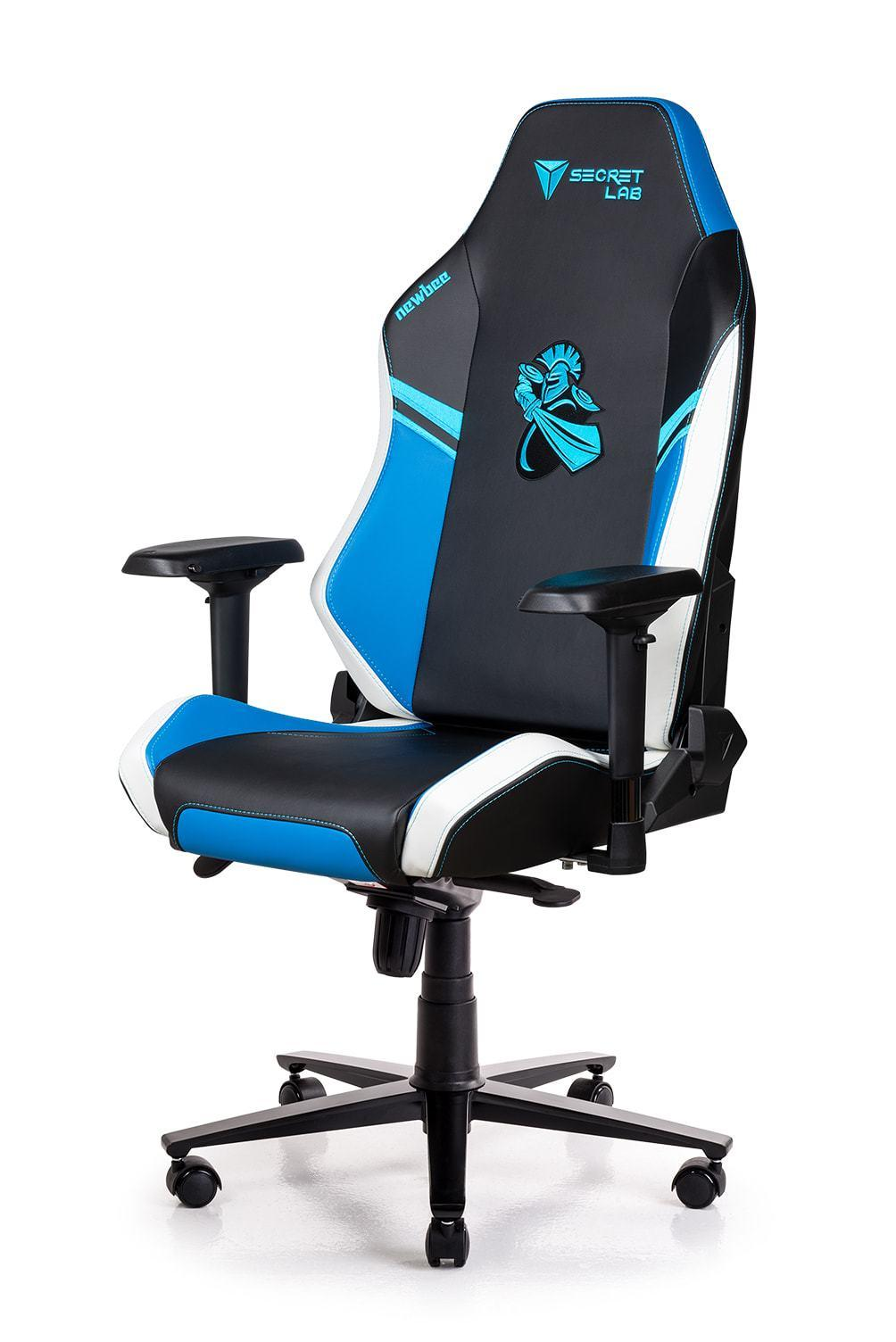 Secretlab OMEGA 2018 Series PRIME PU Leather Gaming Chair - Newbee