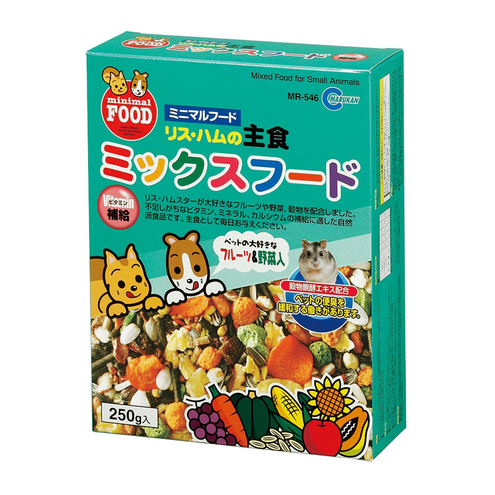 Marukan Hamster Main Food Mixed