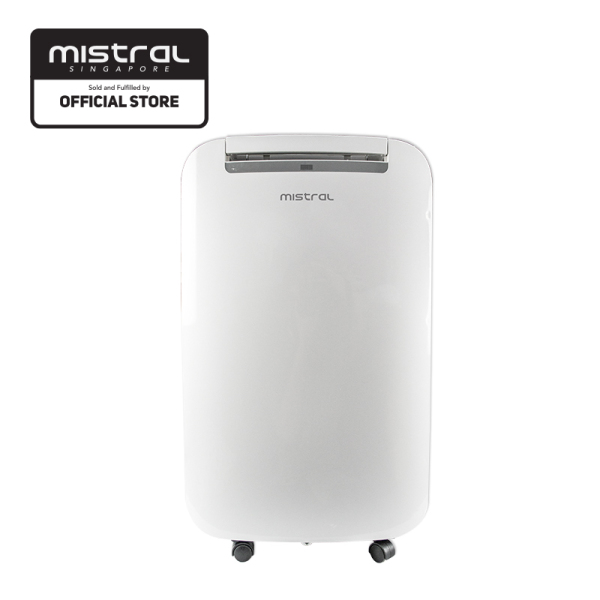 Mistral 20L Dehumidifier with Ionizer / UV Lamp (MDH200) Singapore