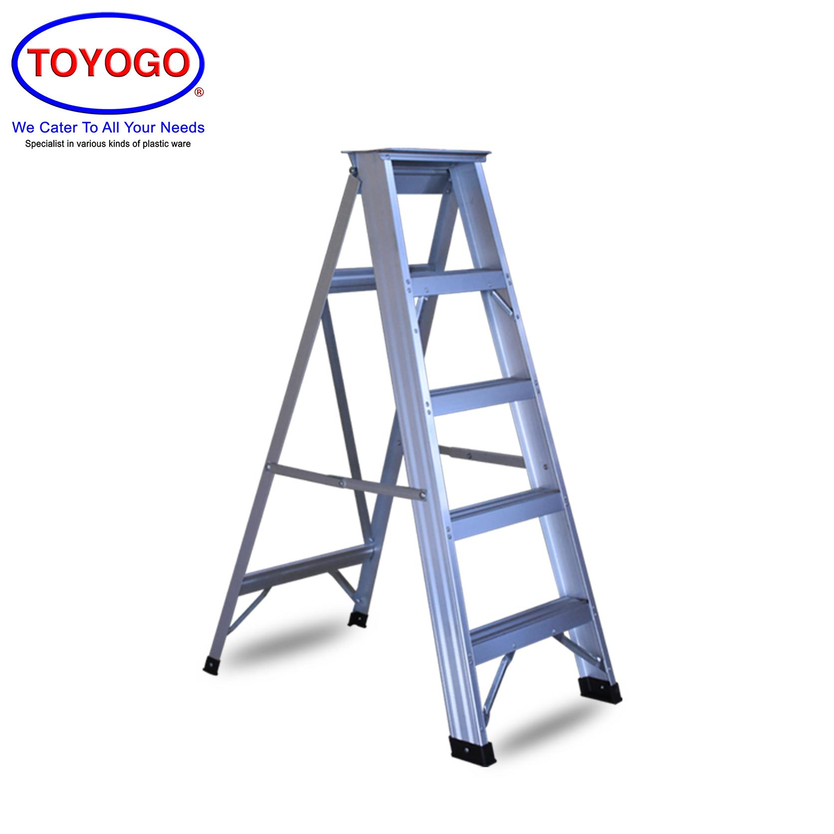 Toyogo Alum Ladder (5 Step) (HFH5545) W21