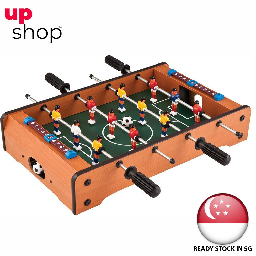 LARGE SIZE Tabletop Foosball Console  - 51cm by 31cm - / Football / Tabletop Soccer