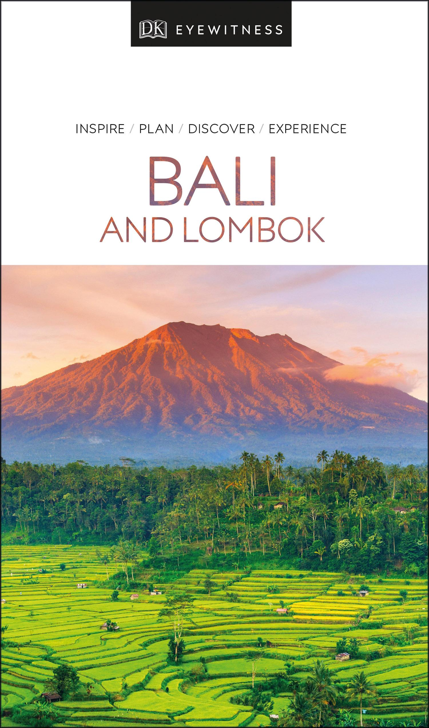 DK Eyewitness Travel Guide Bali and Lombok by Unknown Author