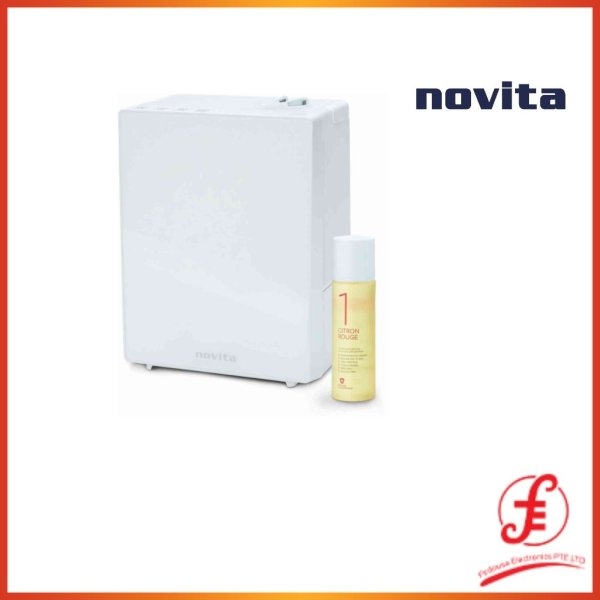 Novita Humidifier NH890 Bundle with Air Purifying Solution Concentrate (890 NH-890) Singapore