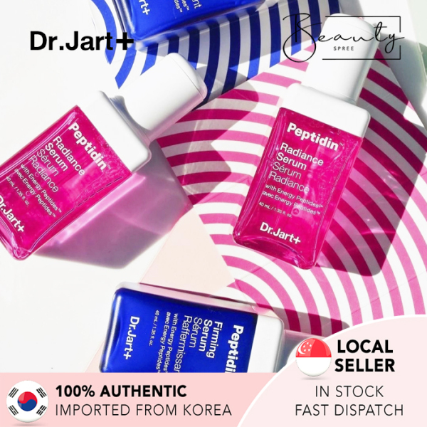 Buy [In Stock] DR. JART+ Peptidin Serum Blue Energy / Pink Energy 40ml (Expires Feb 2021) Singapore