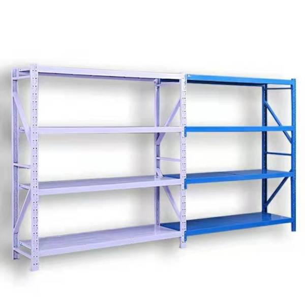 Storage Rack - Organisation Shelf - Metal - V4