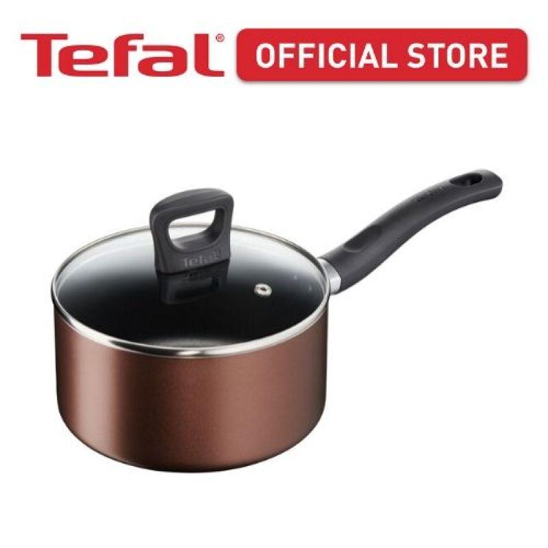 Tefal Super Cook Plus Saucepan w/lid 18cm G10323 Singapore