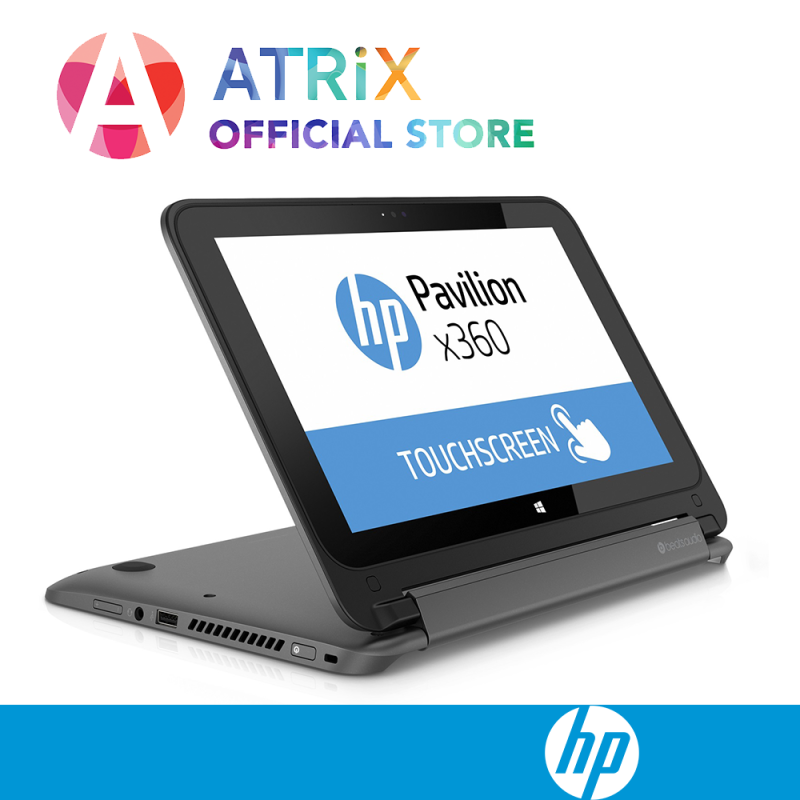HP X360 Convertible 11-AB122TU 2-1 Convertible Laptop