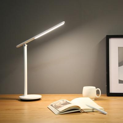 Xiaomi Yeelight LED Rechargeable Table Lamp 2019 - Clip On White Desk Clamp Lights 5W 100 lumens - Reading Work Lighting Study Night USB Flexible Touch Sensor Button Long Battery Life Portable Light - Kids Room Bedroom YLTD10YL YLTD14YL PassionHome.sg