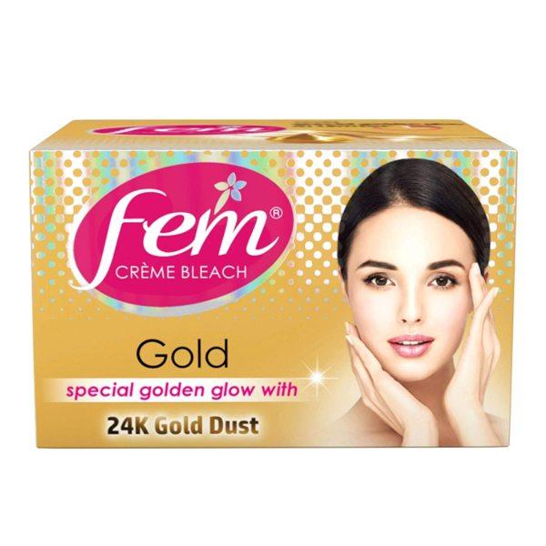 Buy FEM CREME BLEACH GOLD 64G Singapore