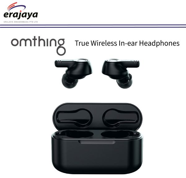Omthing True Wireless In-ear Headphones 6 months local warranty Singapore