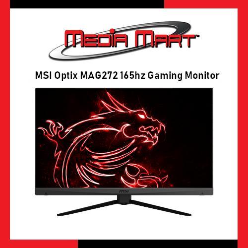 MSI Optix MAG272 165hz Gaming Monitor