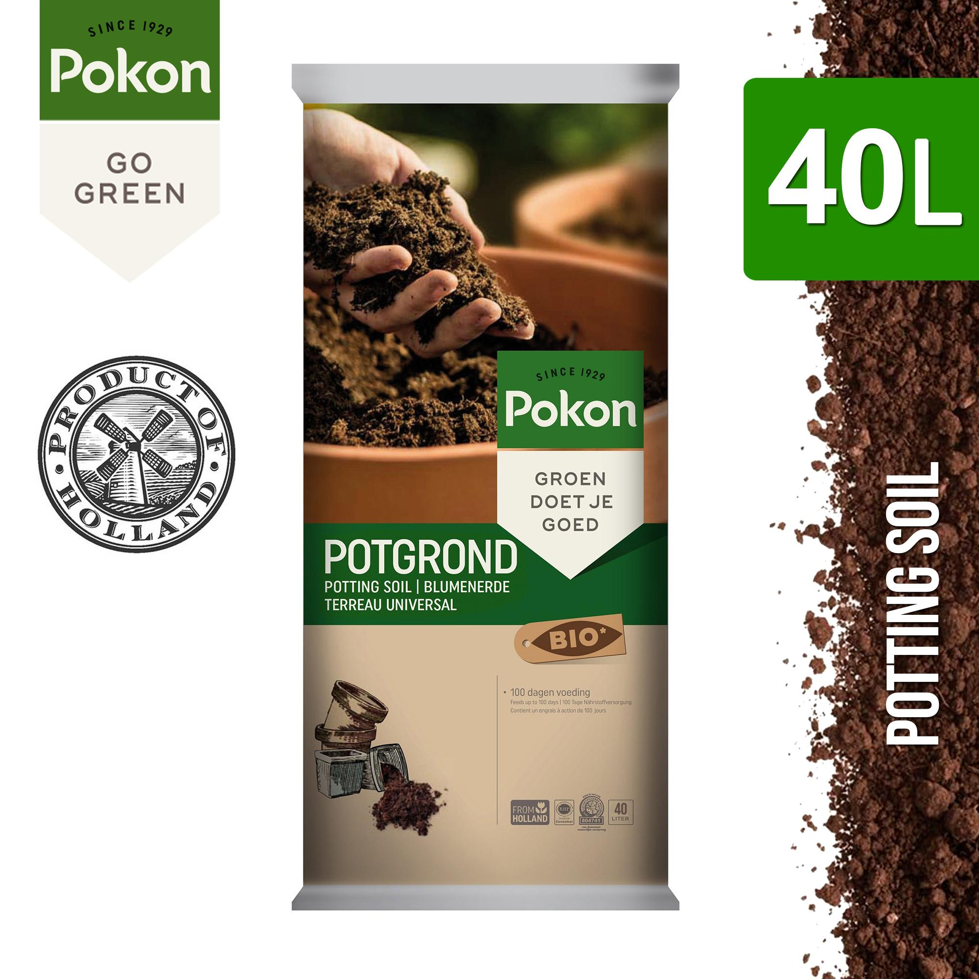 Pokon Gardening Organic Potting Mix Soil 40L