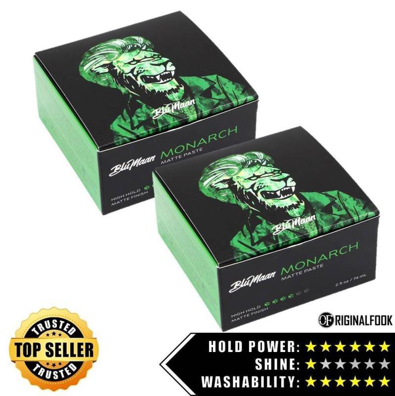 Buy Blumaan Monarch Matte Paste 2.5oz Bundle Singapore