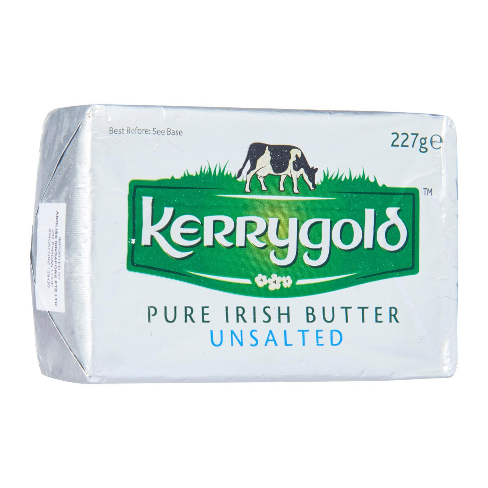 Kerrygold Butter Unsalted By Redmart.