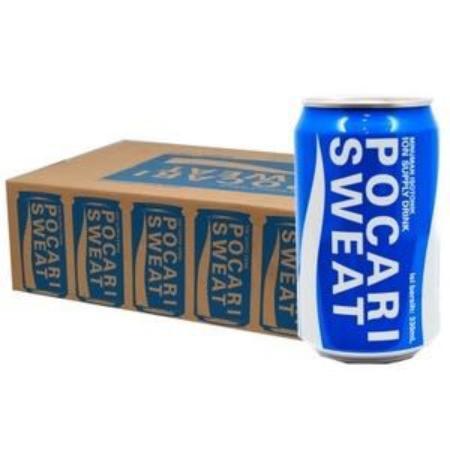 Pocari Sweat Ion Supply Drink 6x325ml Cans By Chaphediam.