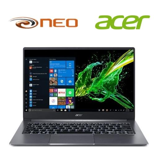 Acer Swift 3 SF314-57-56F2 (Grey) NEW Thin and light laptop with LATEST 10th gen Intel i5-1035G1 processor