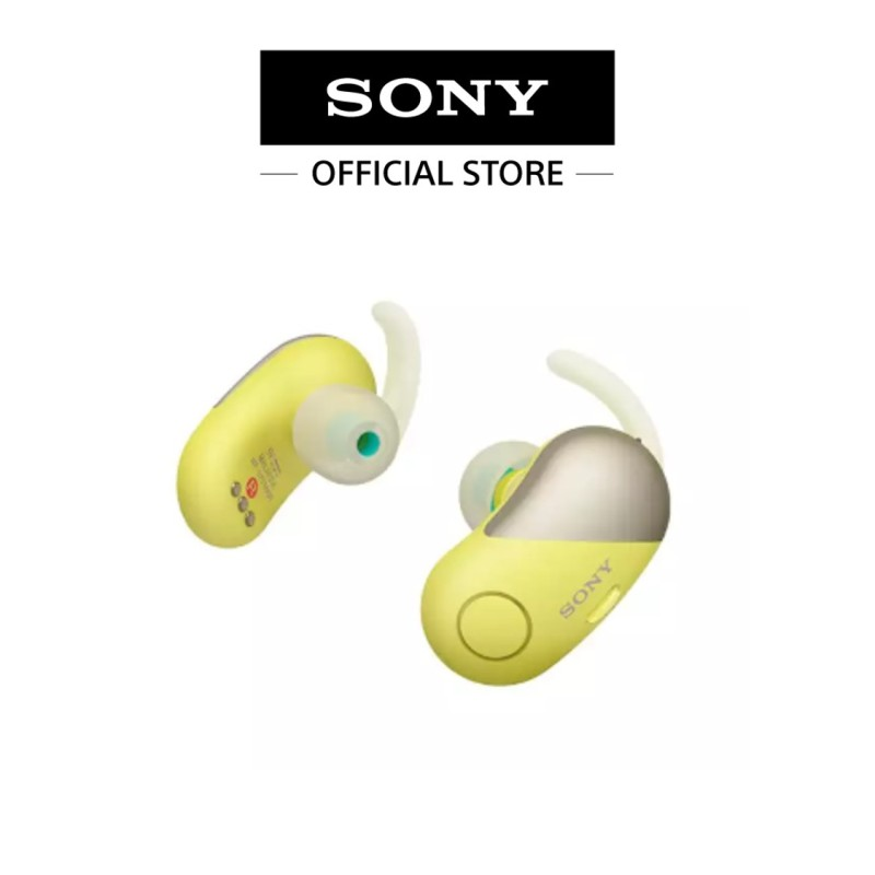 Sony Singapore WF-SP700N/ WFSP700N Truly Wireless Noise Cancelling Sports In-Ear Headphone Singapore