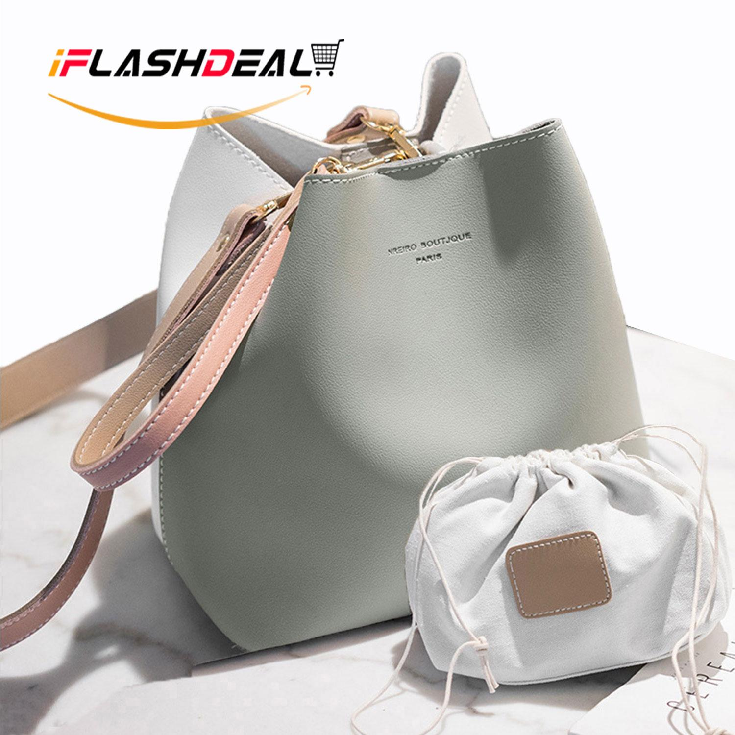 eb6b61ab62a6 iFlashDeal Sling Bag Handbags Women Crossbody Shoulder Bags Soft PU Leather  Messenger Tote Pouch Hand Bag Cross Body Bags