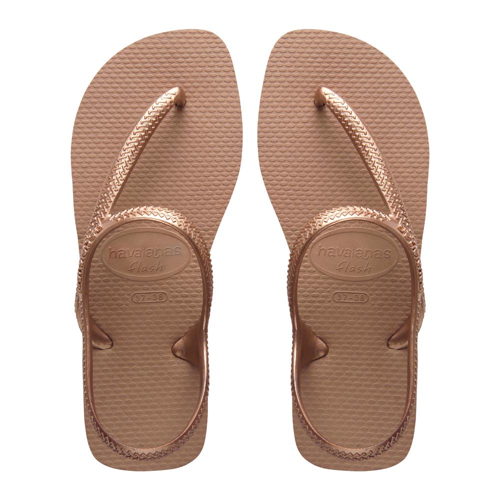 Havaianas Flash Urban Women Sandals Rose Gold.
